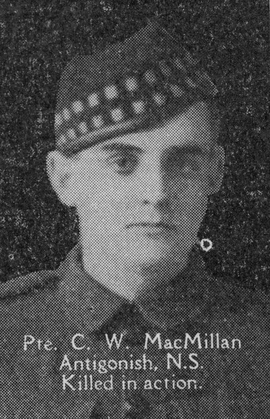 MacMillan Charles W